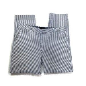 BANANA REPUBLIC FACTORY Hampton Seersucker pants